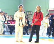 Rentrée prometteuse de nos judokates